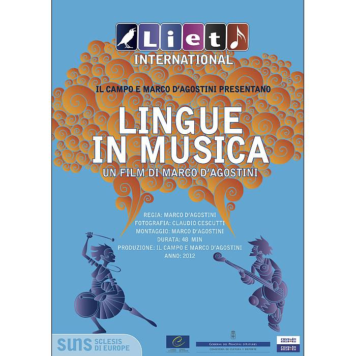 Lingue in musica