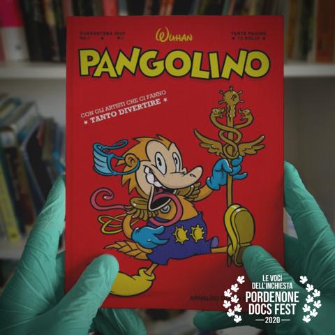 """Presentazione di """"Pangolino"""" di Marco Tonus"""